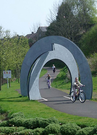 cycle way