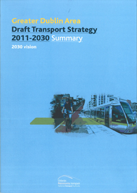 NTA Transport Strategy for The Greater Dublin Area